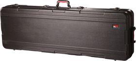 Gator GKPE-88D-TSA ATA Molded PE Deep Case for 88 Note Keyboard with Wheels