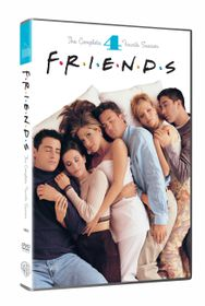 Friends - The Complete Fourth Series - (DVD)