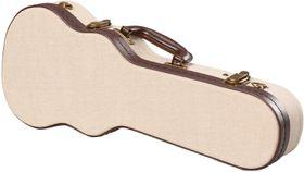Gator GW-JM UKE-SOP Journeyman Deluxe Wooden Case for Soprano Style Ukulele
