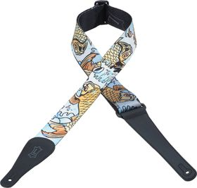 "Levy LLMPD2009 MPD2 2"" Polyester Sublimation-Printed Guitar Strap"