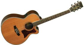 Tanglewood TW45NSEB Sundance Pro Acoustic Electric Guitar - Natural