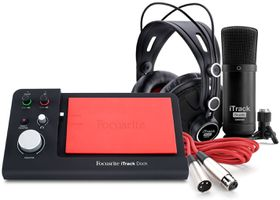 Focusrite iTrack Dock Studio Pack