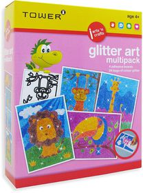 Tower Kids Multipack - Glitter Art
