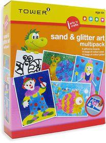Tower Kids Multipack - Sand & Glitter Art
