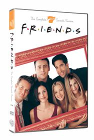 Friends - The Complete Seventh Series - (DVD)