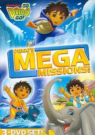 Go Diego Go:Mega Missions - (Region 1 Import DVD)