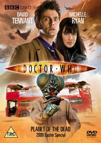Doctor Who: Planet of the Dead - (Import DVD)