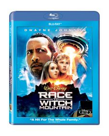 Race to Witch Mountain (Blu-ray)