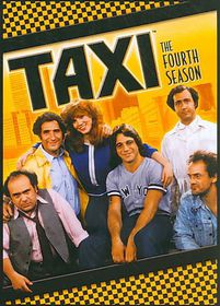 Taxi:Complete Fourth Season - (Region 1 Import DVD)