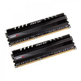 Avexir 8GB DDR3 1600MHz Core Desktop Memory (2 x 4GB) - Orange
