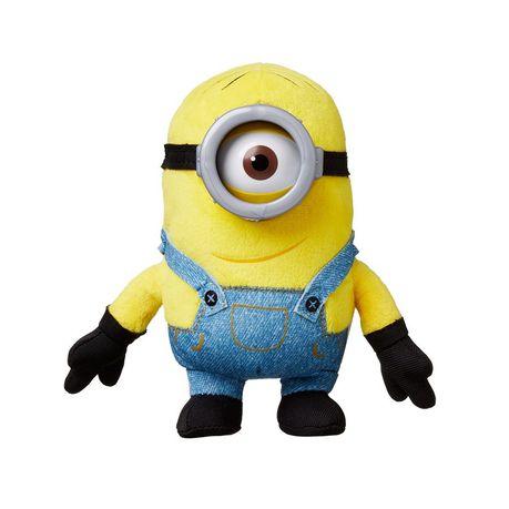 Despicable Me 2 Plush Buddies Minion Stuart Buy Online In South