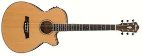 Ibanez AEG15II-LG AEG Series Acoustic Electric Guitar - Natural