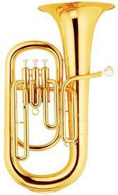 Mason AL-324PL Bb Baritone Horn with Case - Lacquer