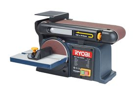 Ryobi - Belt and Disc Sander 370 Watt - 150Mm