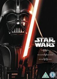 Star Wars Trilogy: Episodes IV, V and VI (parallel import)