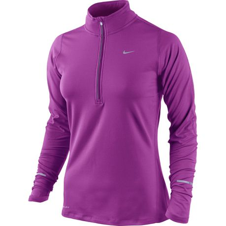 a0445faa5ec Women s Nike Element 1 2 Zip   Buy Online in South Africa   takealot.com