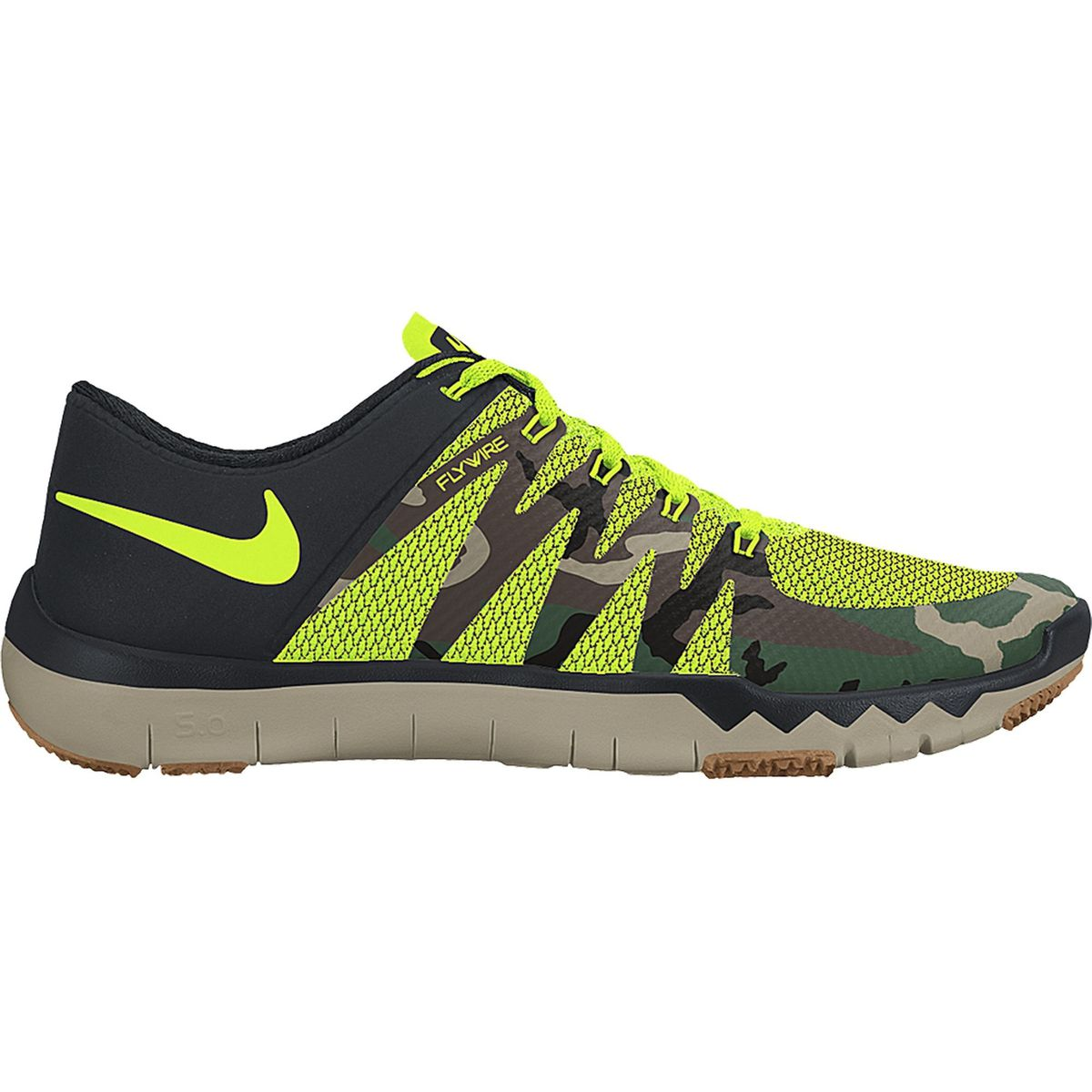 a4170cab6c9ce ... new zealand mens nike free trainer 5.0 v6 cross training shoe dd00d  62c03