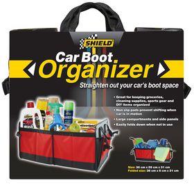 Shield - Car Boot Organizer