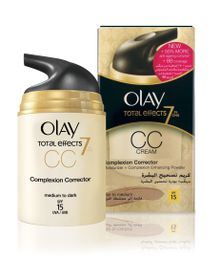 Olay Total Effects 7-In-1 Complexion Corrector - Medium To Dark