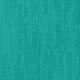 American Crafts Cardstock 12x12 Textured - Surf