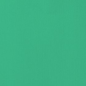 American Crafts Cardstock 12x12 Textured - Shamrock