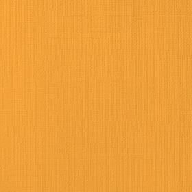 American Crafts Cardstock 12x12 Textured - Tangerine