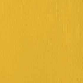 American Crafts Cardstock 12x12 Textured - Mustard
