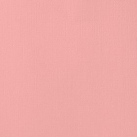 American Crafts Cardstock 12x12 Textured - Peach