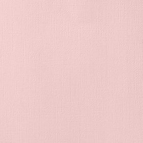 American Crafts Cardstock 12x12 Textured - Flamingo