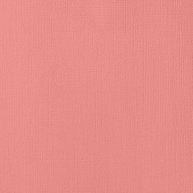 American Crafts Cardstock 12x12 Textured - Parfait