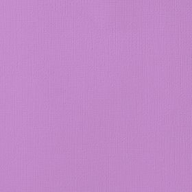American Crafts Cardstock 12x12 Textured - Orchid