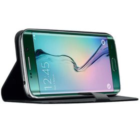 Body Glove Galaxy S6 Edge Flipcover - Black