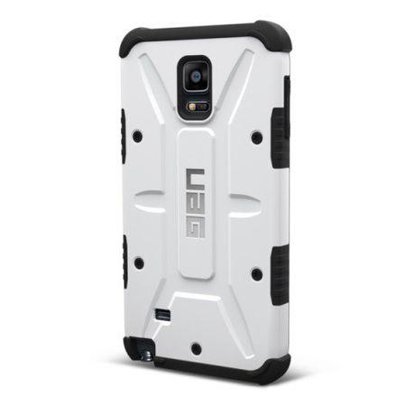 the best attitude e9e17 2891d UAG Samsung Galaxy Note 4 Composite Case - White | Buy Online in ...