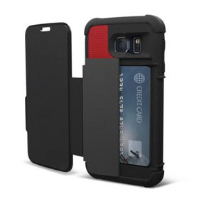 UAG Samsung Galaxy S6 Folio Case - Red
