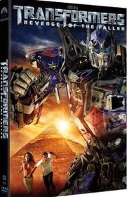 Transformers: Revenge of the Fallen (2009)(DVD)