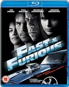 Fast & Furious Part 4 (Blu-ray)