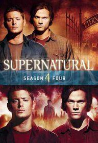 Supernatural Season 4 (DVD)