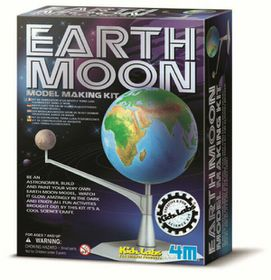 4M Earth & Moon Model Making