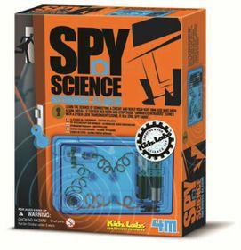 4M Spy Science - Intruder Alarm
