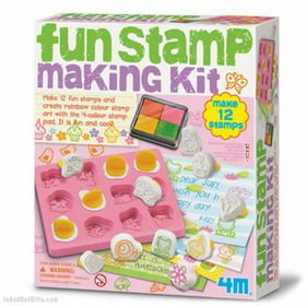 4M Stamp Making Kit