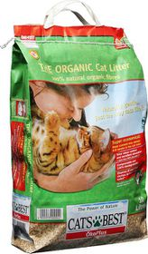 Cat's Best - Oko Plus - 4.3kg - 10 Litre ECO Clumping Cat Litter