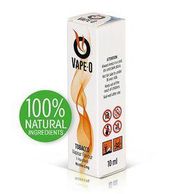 Vape-O Nicotine Refill Liquid - Tobacco Flavour - 6mg