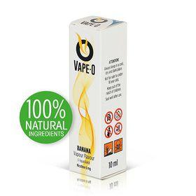 Vape-O Nicotine Refill Liquid - Banana Flavour - 6mg
