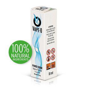 Vape-O Nicotine Refill Liquid - Power Drink Flavour - 12mg