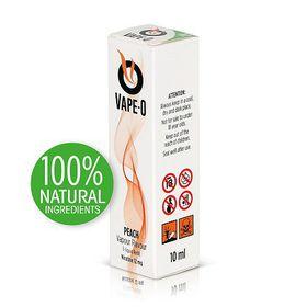 Vape-O Nicotine Refill Liquid - Peach Flavour - 12mg