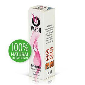 Vape-O Nicotine Refill Liquid - Strawberry Flavour - 6mg