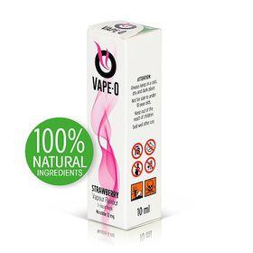 Vape-O Nicotine Refill Liquid - Strawberry Flavour - 12mg