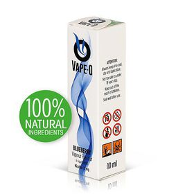 Vape-O Nicotine Refill Liquid - Blueberry Flavour - 6mg
