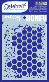 Celebr8 Mask - Messy Honey