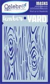 Celebr8 Mask - Timber Yard